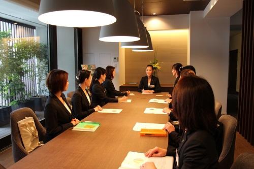 マナー講座 写真2.JPG